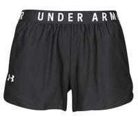 Clothing Women Shorts / Bermudas Under Armour PLAY UP SHORTS 3.0 Black