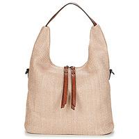 Bags Women Handbags Casual Attitude OMAY Beige