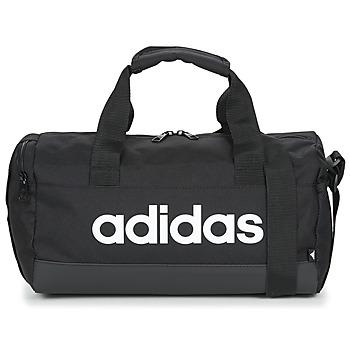Bags Sports bags adidas Performance LIN DUFFLE XS Black