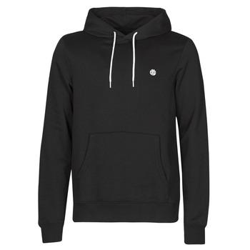 Clothing Men Sweaters Element CORNELL CLASSIC HO Black