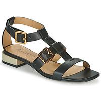 Shoes Women Sandals JB Martin HARIA Black