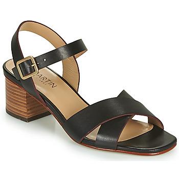 Shoes Women Sandals JB Martin OXIA Black
