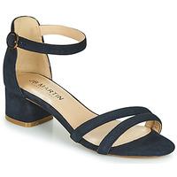 Shoes Women Sandals JB Martin MACABO Marine