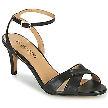 Shoes Women Heels JB Martin POETIE Black