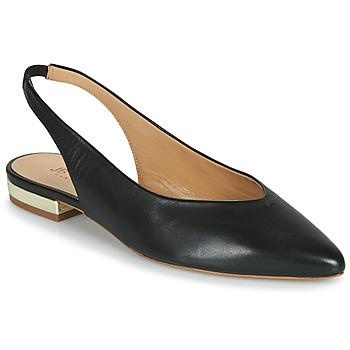 Shoes Women Flat shoes JB Martin VELANI Black