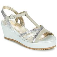 Shoes Women Sandals Sweet ESNOU White
