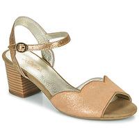 Shoes Women Sandals Sweet GOLFE Gold