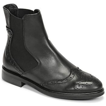 Shoes Women Mid boots Fericelli CRISTAL Black