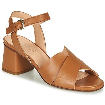 Shoes Women Sandals Fericelli ONAPA Camel