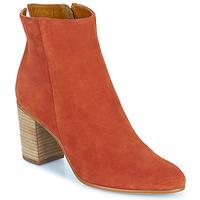 Shoes Women Ankle boots Sweet Lemon BRUMA Brown