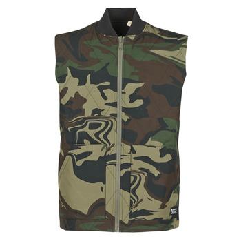 Clothing Men Jackets Levi's BIXBITE DEMITASSE Kaki