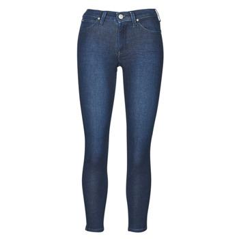Clothing Women Skinny jeans Lee SCARLETT WHEATON Blue