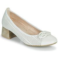 Shoes Women Heels Hispanitas ANDROS Beige