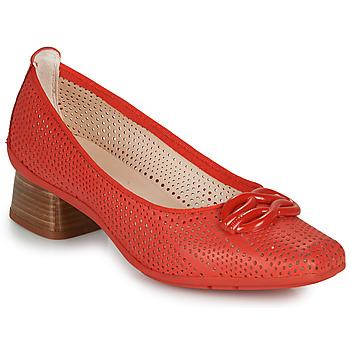 Shoes Women Heels Hispanitas FIONA Red