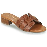 Shoes Women Mules Hispanitas LOLA Brown
