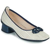Shoes Women Heels Hispanitas FIONA White / Blue