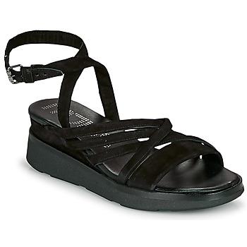 Shoes Women Sandals Mjus PLATITUAN Black