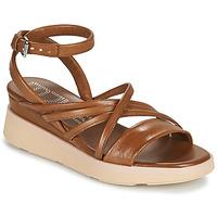 Shoes Women Sandals Mjus PLATITUAN Camel