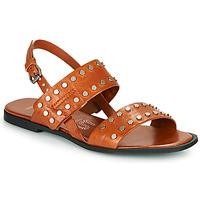 Shoes Women Sandals Mjus GRECA Camel