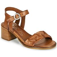 Shoes Women Sandals Mjus LEI Camel