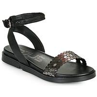 Shoes Women Sandals Mjus KETTA Black / Silver
