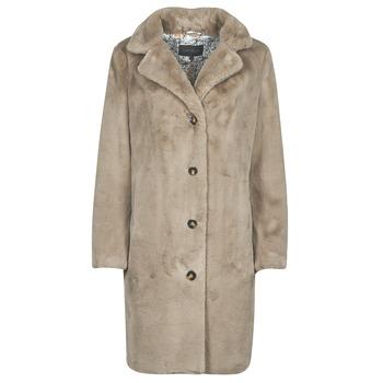 Clothing Women Coats Oakwood CYBER Grey