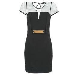 Clothing Women Short Dresses Morgan ROULA Black