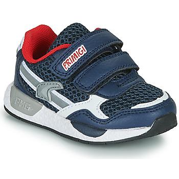 Shoes Boy Low top trainers Primigi PETIT Marine / Red