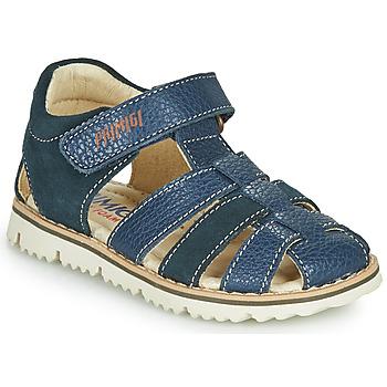Shoes Boy Sandals Primigi PIETRA Marine