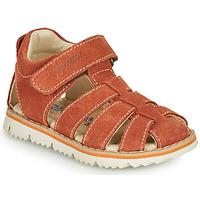 Shoes Boy Sandals Primigi KANNI Brown