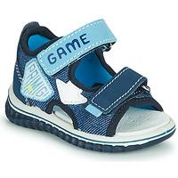 Shoes Boy Sandals Primigi FOUTTA Blue