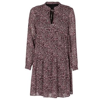 Clothing Women Short Dresses Ikks BS30035-35 Red