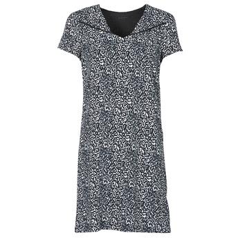 Clothing Women Short Dresses Ikks BS30005-02 Black