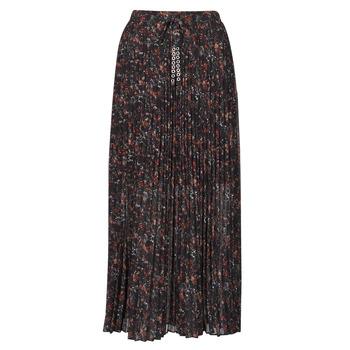 Clothing Women Skirts Ikks BS27185-02 Black