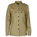 Ikks  BS41045-55  womens Jacket in Kaki