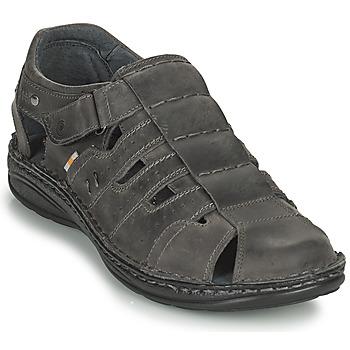 Shoes Men Sandals Casual Attitude ZIRONDEL Grey