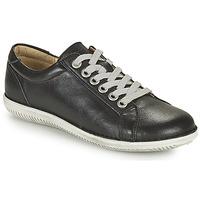 Shoes Women Derby Shoes Casual Attitude OULETTE Black