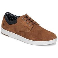 Shoes Men Derby Shoes Casual Attitude OZON Camel