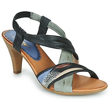 Shoes Women Sandals Betty London POULOI Black / Grey