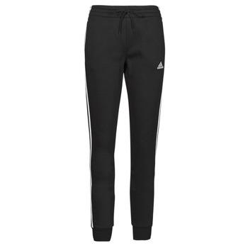 Clothing Women Tracksuit bottoms adidas Performance W 3S FL C PT Black