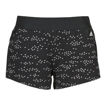 Clothing Women Shorts / Bermudas adidas Performance W WIN Short Black
