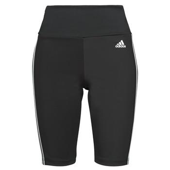 Clothing Women Leggings adidas Performance W 3S SH TIG Black