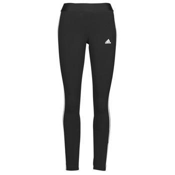 Clothing Women Leggings adidas Performance W 3S LEG Black
