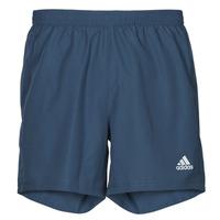 Clothing Men Shorts / Bermudas adidas Performance RUN IT SHORT Blue