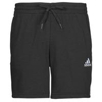 Clothing Men Shorts / Bermudas adidas Performance M 3S FT SHO Black