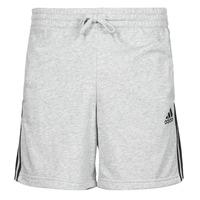Clothing Men Shorts / Bermudas adidas Performance M 3S FT SHO Grey