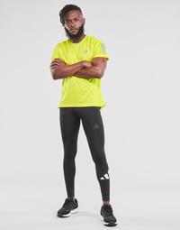 Clothing Men Leggings adidas Performance TF 3 BAR LT Black