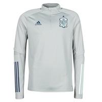 Clothing Men Short-sleeved t-shirts adidas Performance FEF TR TOP Grey