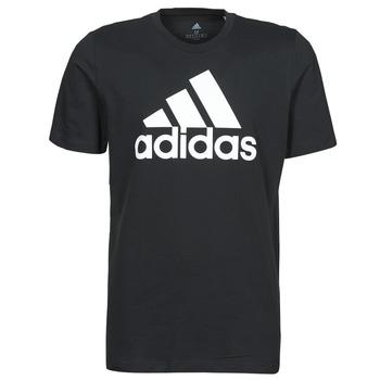 Clothing Men Short-sleeved t-shirts adidas Performance M BL SJ T Black