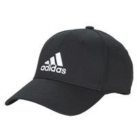 Clothes accessories Caps adidas Performance BBALL CAP COT Black